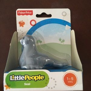 Fisher-Price Little People Seal